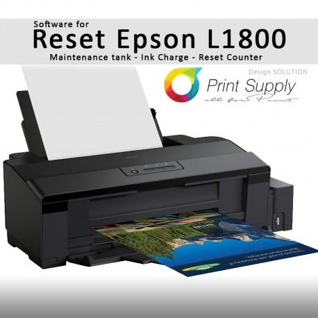 Reset Tank Epson L1800