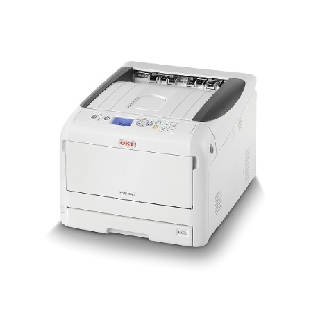 Laser Printer White Toner Series Pro8432WT