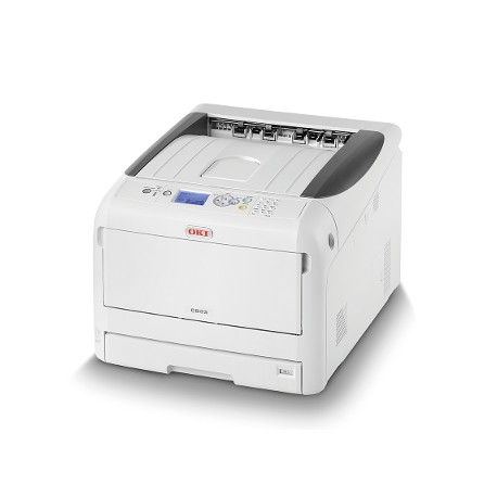 Laser Color Printer OKI C833