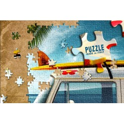 Sublimation puzzle