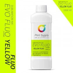 Evo Fluo Sublimation Ink YELLO FLUO
