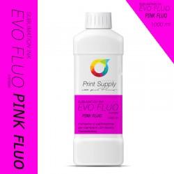 Evo Fluo Inchiostro Sublimazione PINK-FLUO