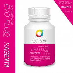 Evo Fluo Sublimation Ink  MAGENTA