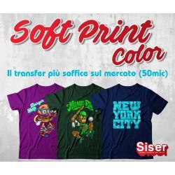 Soft Print Color